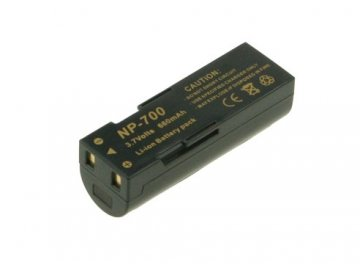 2-Power DBI9650A, 3,7 V 650 mAh, Lithium ion neoriginální