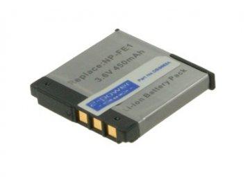 2-Power DBI9663A, 3,6 V 400 mAh, Lithium ion neoriginální