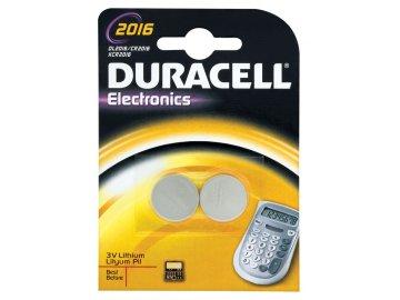 Duracell DL2016B2, 3 V, Lithium