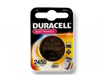 Duracell DL2450, 3 V, Lithium