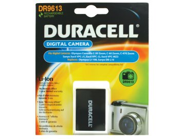 Duracell DR9613, 3,7 V 1050 mAh, Lithium ion