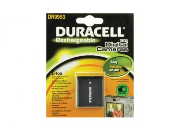 Duracell DR9953, 3,7 V 630 mAh, Lithium ion
