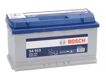 Autobaterie BOSCH S4 013, 95Ah, 12V (0 092 S40 130)