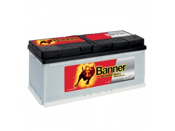 Autobaterie Banner Power Bull PROfessional P100 40, 100Ah, 12V ( P10040 )