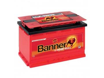 Autobaterie Banner Uni Bull 50 500, 80Ah, 12V ( 50500 )