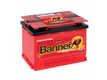Autobaterie Banner Uni Bull 50 300, 69Ah, 12V ( 50300 )