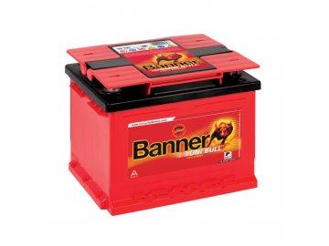 Autobaterie Banner Uni Bull 50 100, 47Ah, 12V ( 50100 )