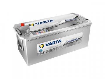 Autobaterie VARTA PROMOTIVE SILVER 180Ah, 12V, M18