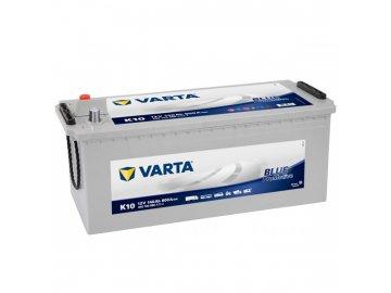 Autobaterie VARTA PROMOTIVE BLUE 140Ah, 12V, K10