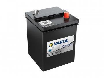 Autobaterie VARTA PROMOTIVE BLACK 70Ah, 6V, E29