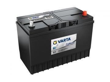 Autobaterie VARTA PROMOTIVE BLACK 90Ah, 12V, G1