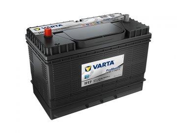 Autobaterie VARTA PROMOTIVE BLACK 105Ah, 12V, H17