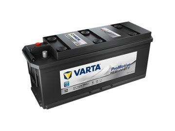 Autobaterie VARTA PROMOTIVE BLACK 110Ah, 12V, I2