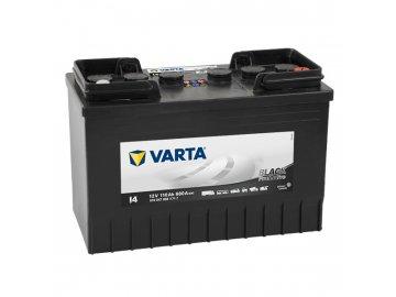 Autobaterie VARTA PROMOTIVE BLACK 110Ah, 12V, I4