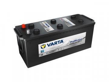 Autobaterie VARTA PROMOTIVE BLACK 120Ah, 12V, I8