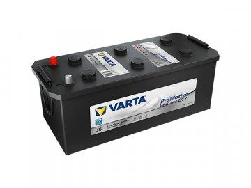 Autobaterie VARTA PROMOTIVE BLACK 130Ah, 12V, J5