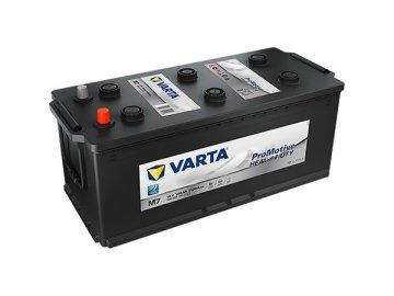 Autobaterie VARTA PROMOTIVE BLACK 180Ah, 12V, M7