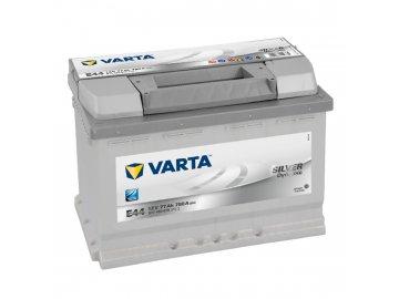 Autobaterie VARTA SILVER Dynamic 77Ah 12V, E44