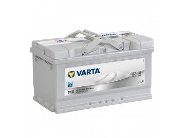 Autobaterie VARTA SILVER Dynamic 85Ah, 12V, F18