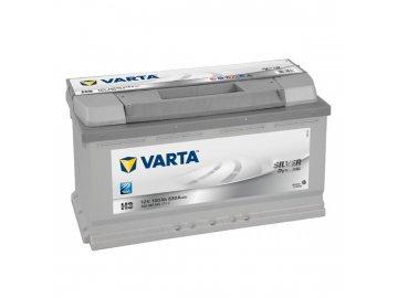 Autobaterie VARTA SILVER Dynamic 100Ah, 12V, H3