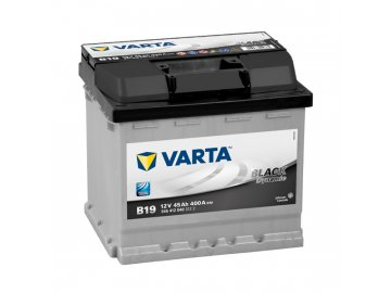 Autobaterie VARTA BLACK Dynamic 45Ah, 12V, B19