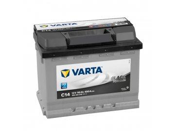 Autobaterie VARTA BLACK Dynamic 56Ah, 12V, C14