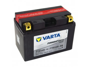 Motobaterie VARTA TTZ14S-BS / YTZ14S-BS, 11Ah, 12V