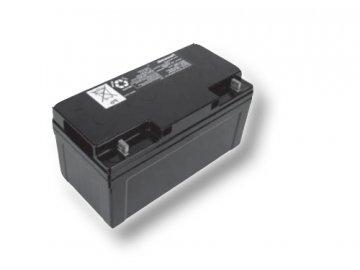 Panasonic LC-P1275P, 12V - 75Ah, záložní baterie