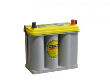 Autobaterie Optima Yellow Top R-2.7, 38Ah, 12V (873-176)