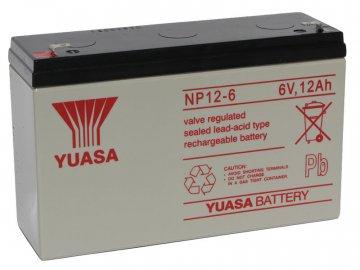 YUASA NP12 6 2