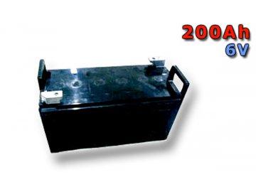 Panasonic LC-X06200, 200Ah, 6V, záložní baterie