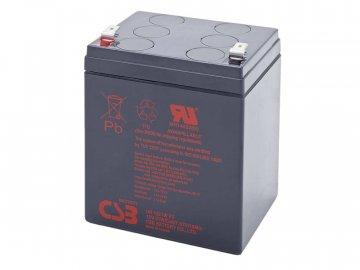 Baterie CSB HR1221W F2, 12V, 5,1Ah