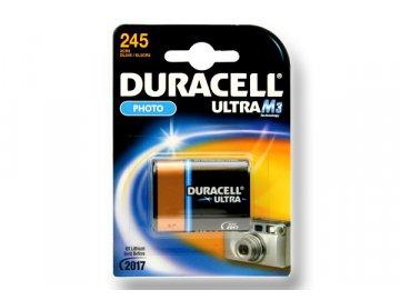 DURACELL Photo Lithium článek 6V, CR245 (DL245)