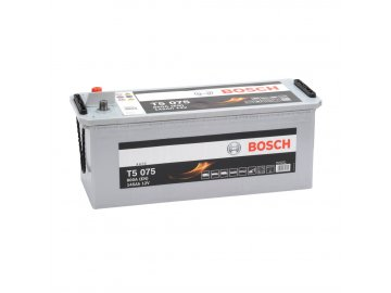 Autobaterie BOSCH T5 075, 145Ah, 12V (T50 750)