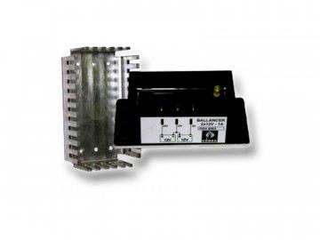 Pasivní BALANCÉR 1A pro olověné baterie 12V vč. chladiče