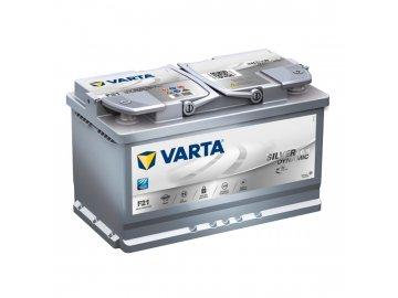 Autobaterie VARTA Silver Dynamic AGM 80Ah, 12V, F21, AGM