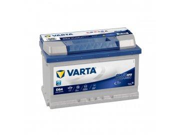 Autobaterie VARTA Blue Dynamic EFB 65Ah, 12V, D54
