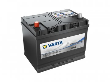 Trakční baterie VARTA Professional Dual Purpose (Starter) 75Ah, 12V, LFS75