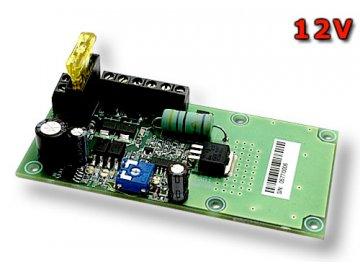 AKUMON - kontrolní a monitorovací obvod pro 12V LFP baterie.