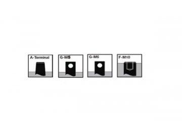 Gelový trakční akumulátor SONNENSCHEIN GF 12 022 Y F, 12V, C5/22,2Ah, C20/24Ah