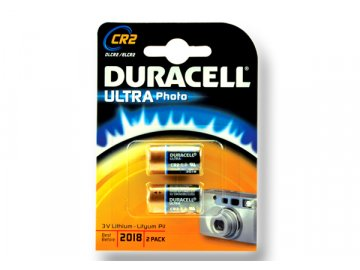 Baterie do fotoaparátu Kodak/Konica Advantix T550/Advantix T550 AF/Advantix T700/Big MiniBMS-S70/BMS 100/BMS 630Z/Fantasio60Z/Fantasio80Z/HexarRF/HexarRF Limited, 3V, DLCR2, blistr (1ks)