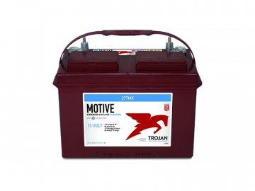 Trakční baterie Trojan 27 TMX (6 / 6 GiS 79), 105Ah, 12V