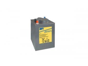 Gelový trakční akumulátor SONNENSCHEIN SB 6/200 A, 6V, C5/153Ah, C20/180Ah