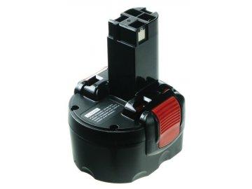 2-Power Baterie do AKU nářadí Bosch 23609/32609/32609-RT, 2200mAh, 9.6V, PTH0019A