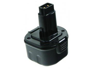 2-Power Baterie do AKU nářadí Dewalt DW050/DW050K/DW902/DW926K/DW926K-2/DW955/DW955K/DW955K-2, 3000mAh, 9.6V, PTH0088A