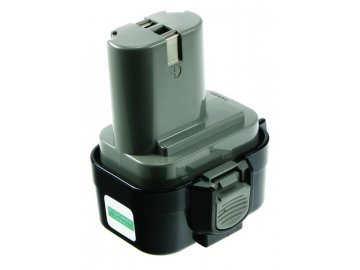 2-Power Baterie do AKU nářadí Makita 6207D/6207DWDE/6222D/6226D/6226DWBE/6226DWE/6260D/6503D/6503DWD/6503DWDE, 3000mAh, 9.6V, PTH0098A