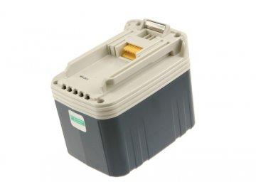 2-Power Baterie do AKU nářadí Makita BHP460SHE/BHP460SJE/BHP460WA/BHP460WAE/BHR200/BHR200SAE/BHR200SFE/BHR200SH/BHR200SHE/BHR200SJE, 3300mAh, 24V, PTH0107A