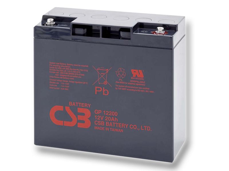 CSB 12V 20Ah GP12200