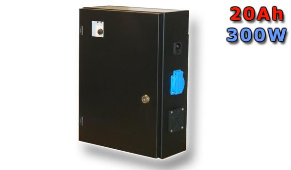 Zálohování čerpadla - BEKAP 500 VA - 20Ah - včetně baterie