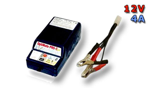 Nabíječka OptiMate PRO-S , 12V , 4A